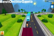 Bus and Subway: Multiplayer Runner