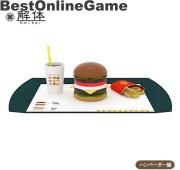 解体 (ハンバーガ編) (Dismantling hamburger)