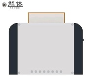 解体(トースター編) (Dismantling toaster)