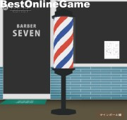 解体 (サインポール編) (Dismantling barber's pole)