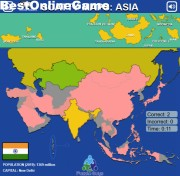 Scatty Maps Asia