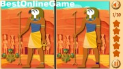 Ancient Egypt: Spot the Differences