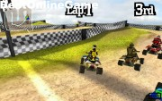 3D Quad Bike Racer