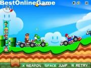 Mario Side Kart