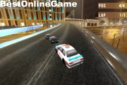 Mad Cop Police Car Race