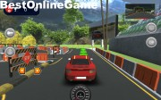 Car Driving Test Simulator