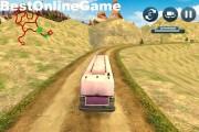 Coach Hill Drive Simulator