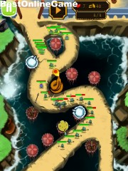 Tower Defense : Fish Attack